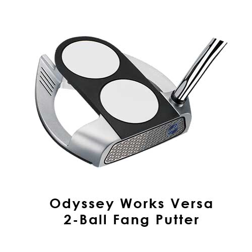 VERSA 2-BALL FANG PUTTER