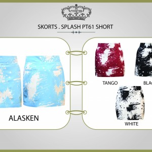 SKORTS . SPLASH PT61 SHORT-01
