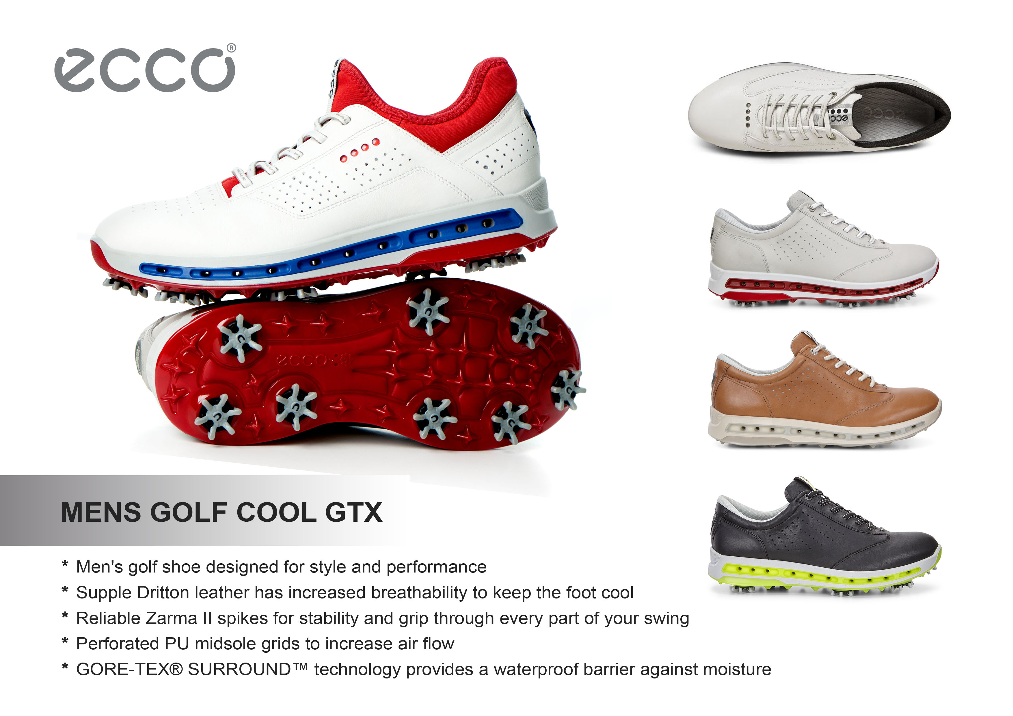 Golf Shoes Malaysia