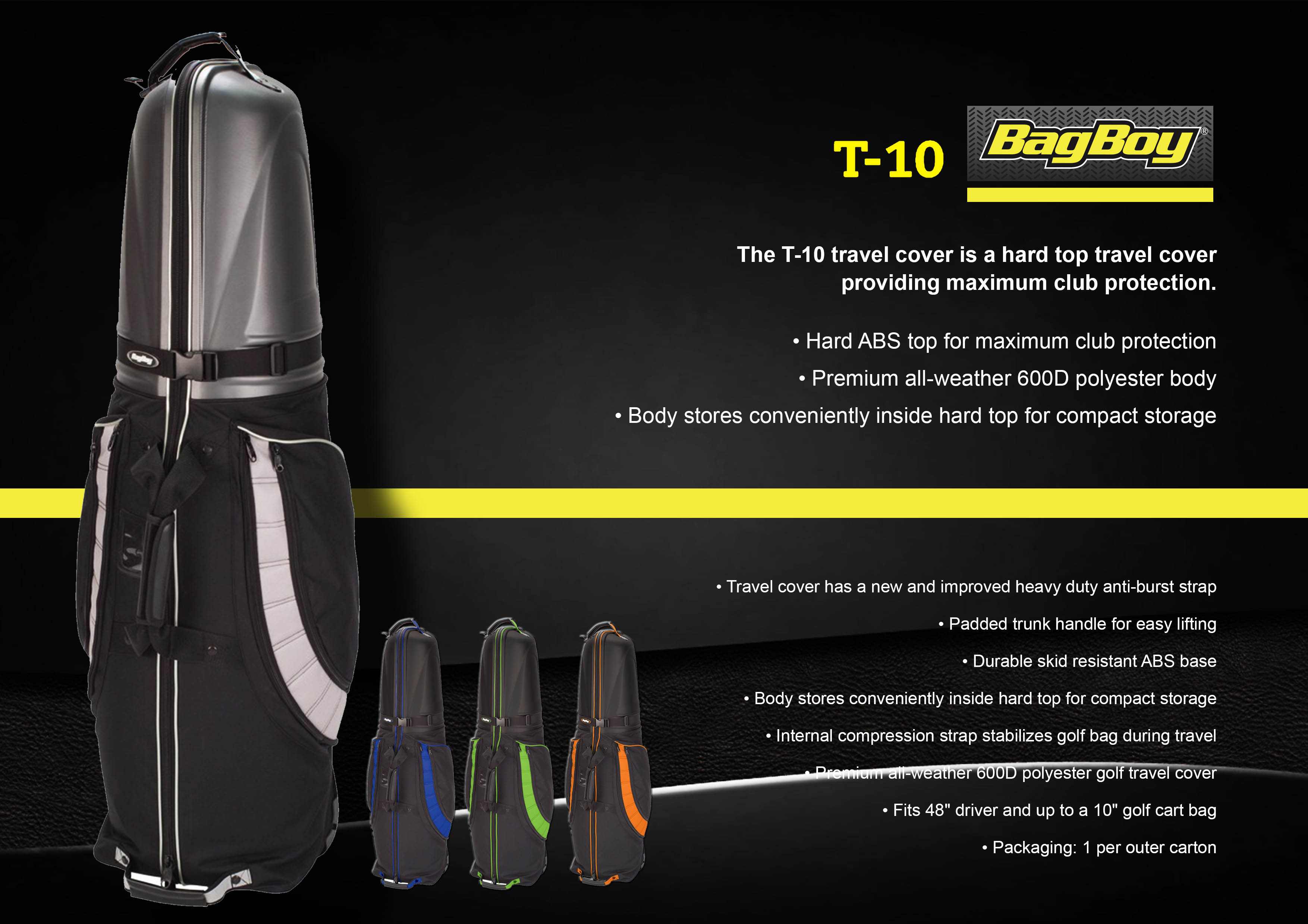 c7a7cf1b2d96 BAGBOY T10 | Distributor of Golf Equipments & Accessories Malaysia