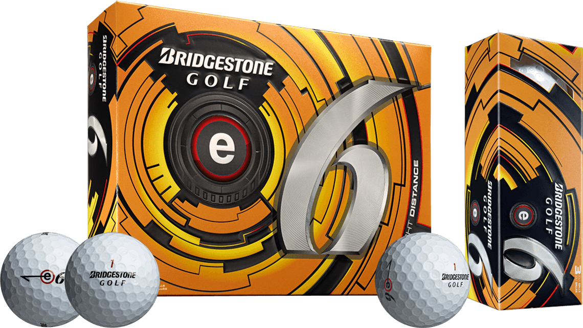 Bridgestone e6 Golf Balls | Distributor of Golf Equipments ...