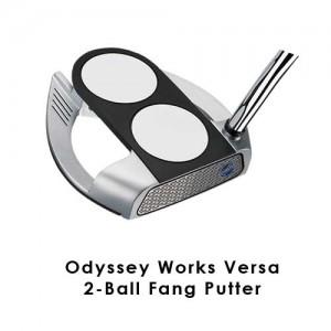 VERSA 2-BALL FANG PUTTER